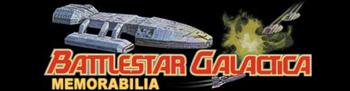 Battlestar Galactica Memorabilia
